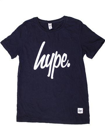 Camiseta de manga corta niño HYPE KIDS azul 13 años verano #1403720_1