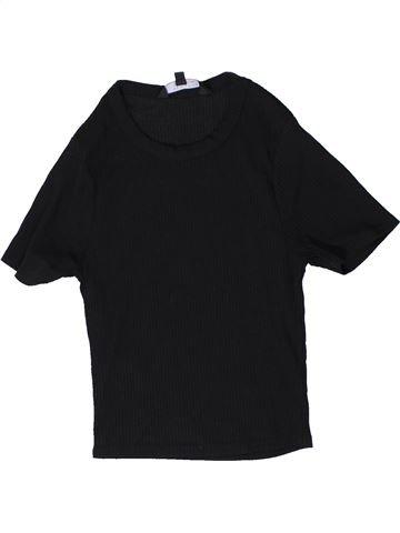 Camiseta de manga corta niña NEW LOOK negro 15 años verano #1403731_1