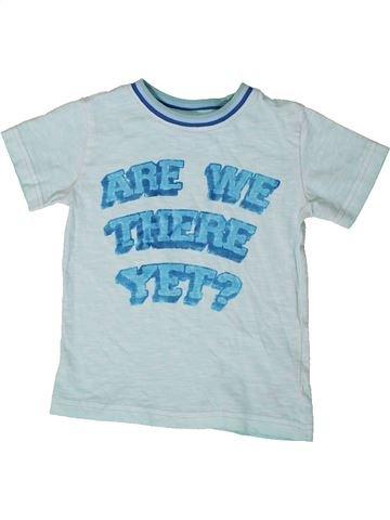 T-shirt manches courtes garçon NEXT gris 12 mois été #1403750_1