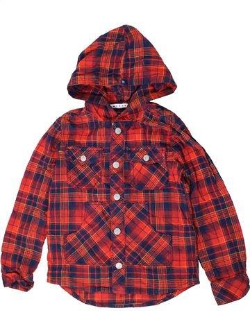 Camisa de manga larga niño CHEROKEE marrón 8 años invierno #1403776_1