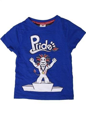 Camiseta de manga corta niño TEAM GB azul 4 años verano #1403883_1