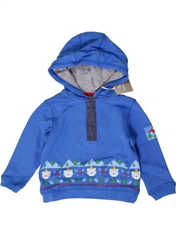 Sweat garçon TU bleu 12 mois hiver #1403887_1