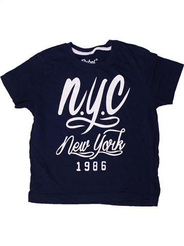 Camiseta de manga corta niño PRIMARK negro 5 años verano #1403893_1