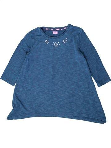 Pull fille F&F bleu 11 ans hiver #1403897_1
