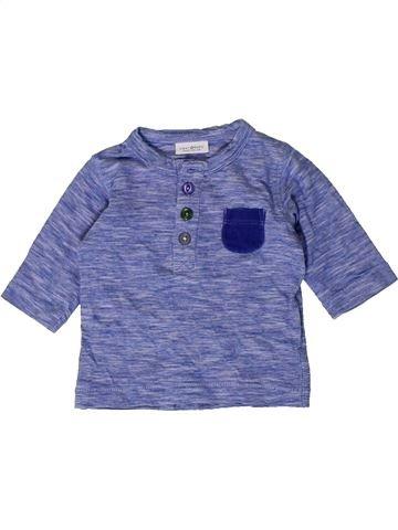 T-shirt manches longues garçon NEXT violet 1 mois hiver #1403902_1