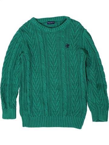 jersey niño NEXT verde 7 años invierno #1403943_1