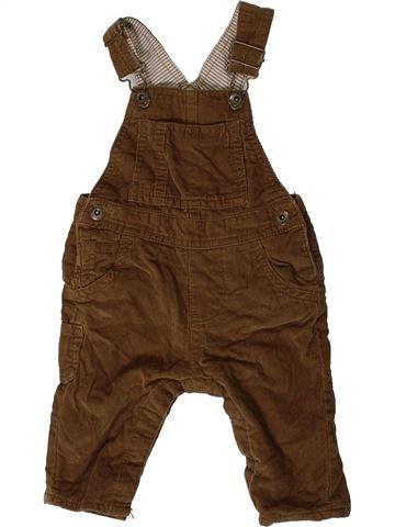 Mono niño ZARA marrón 6 meses invierno #1403963_1