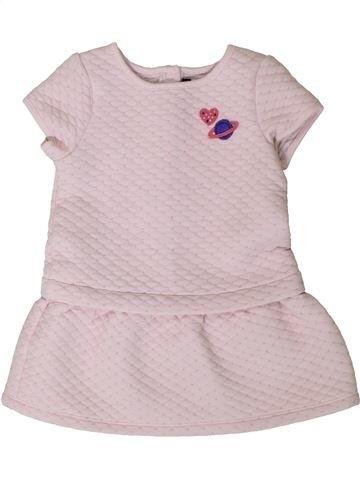 Vestido niña SERGENT MAJOR rosa 2 años invierno #1404382_1