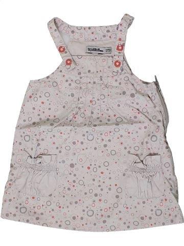 Vestido niña TAPE À L'OEIL gris 6 meses invierno #1404453_1