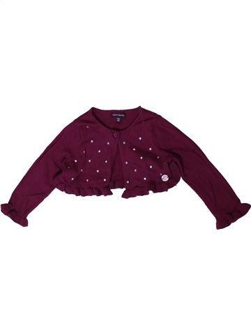 Bolero niña SERGENT MAJOR violeta 18 meses invierno #1404466_1