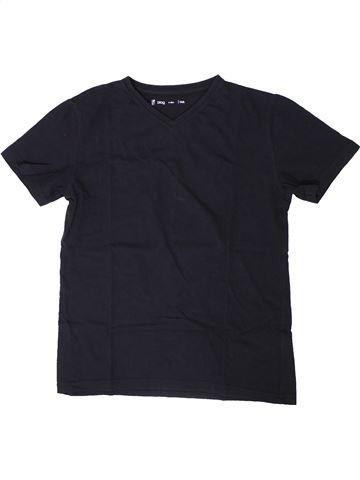 Camiseta de manga corta niño GEMO azul oscuro 14 años verano #1404800_1