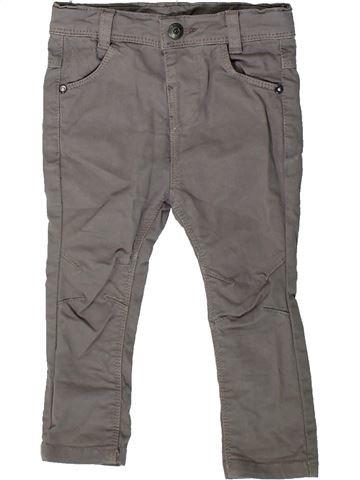 Pantalón niño TAPE À L'OEIL gris 12 meses invierno #1404918_1