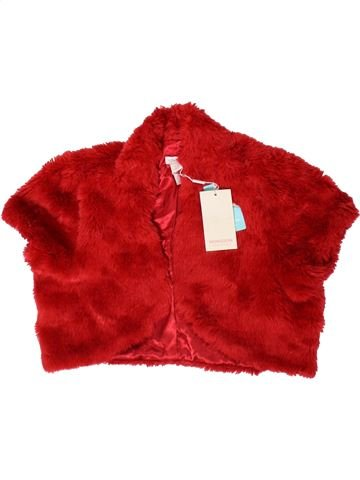 Gilet fille MONSOON rouge 13 ans hiver #1408086_1