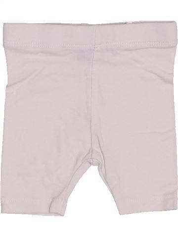 Legging fille KIABI violet 3 mois été #1411163_1