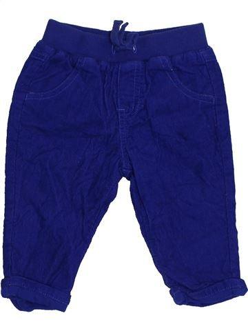 Pantalon garçon JOHN LEWIS bleu 6 mois hiver #1413125_1