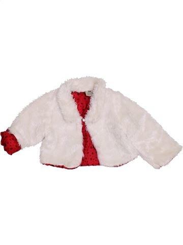 Veste fille PUMPKIN PATCH blanc 18 mois hiver #1413389_1