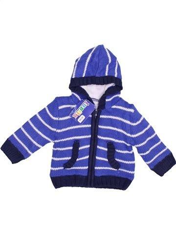 Chaqueta niño LUPILU violeta 6 meses invierno #1413424_1