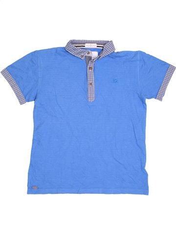 Camiseta de manga corta niño JASPER CONRAN azul 12 años verano #1413455_1