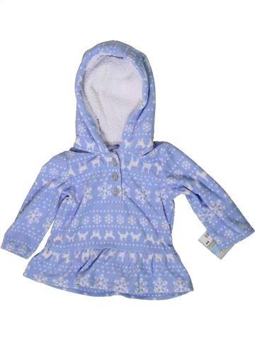 jersey niña CARTER'S azul 6 meses invierno #1413725_1