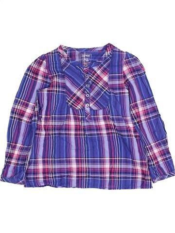 Blusa de manga larga niña ESPRIT violeta 7 años invierno #1413879_1