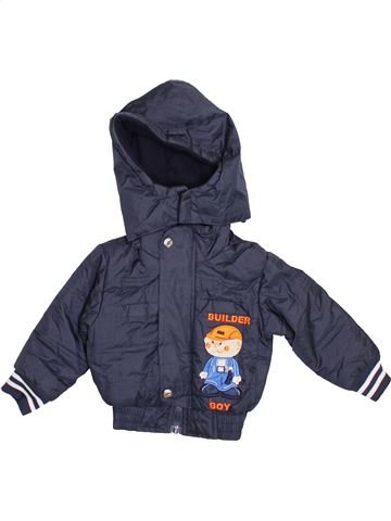 Manteau garçon BABY bleu 12 mois hiver #1414376_1