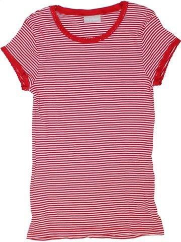 Camiseta de manga corta niña I LOVE GIRLSWEAR rosa 13 años verano #1416807_1