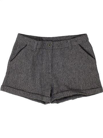 Short - Bermuda fille I LOVE GIRLSWEAR gris 9 ans hiver #1417000_1