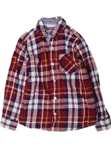 Camisa de manga larga niño JASPER CONRAN violeta 9 años invierno #1417381_1