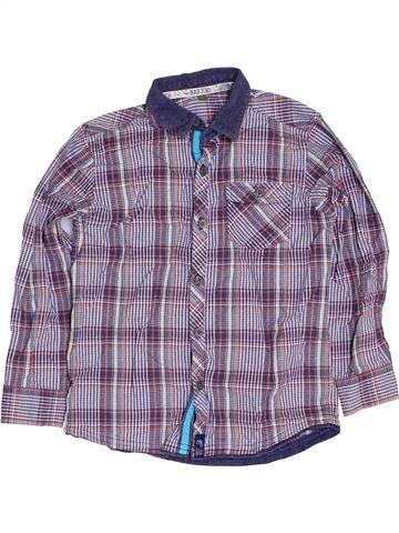 Chemise manches longues garçon TED BAKER gris 7 ans hiver #1417564_1