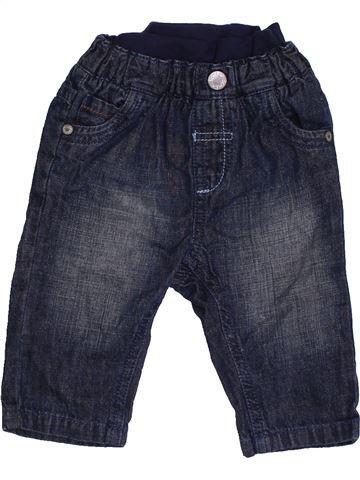 Tejano-Vaquero niño BHS azul 6 meses invierno #1417858_1
