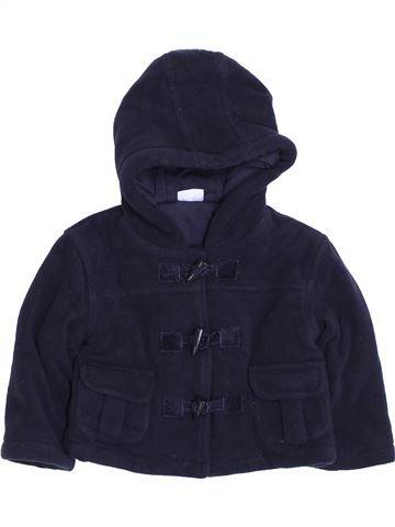 Manteau garçon CHEROKEE bleu 18 mois hiver #1417862_1
