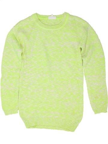 Robe fille TAMMY vert 15 ans hiver #1417954_1