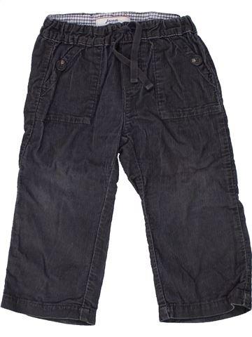 Pantalón niño JACADI negro 18 meses invierno #1418914_1
