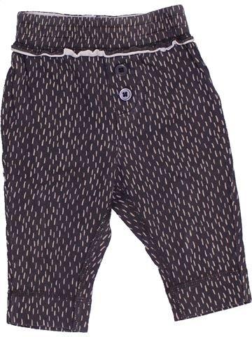 Pantalon fille LA REDOUTE CRÉATION gris 6 mois hiver #1419625_1