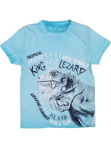 Camiseta de manga corta niño GEMO azul 6 años verano #1419711_1