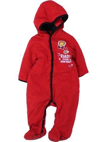Combi-Pilote garçon STADE TOULOUSAIN rouge 9 mois hiver #1419848_1