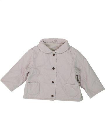 Chaqueta niña JACADI gris 12 meses invierno #1420052_1