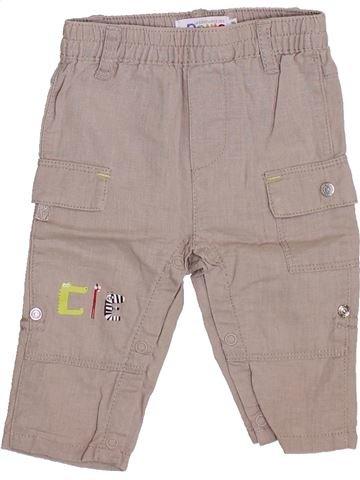 Pantalon garçon LA COMPAGNIE DES PETITS gris 6 mois été #1420115_1