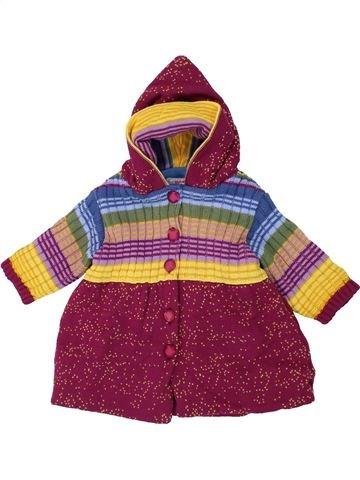 Chaqueta niña CLAYEUX violeta 6 meses invierno #1420447_1