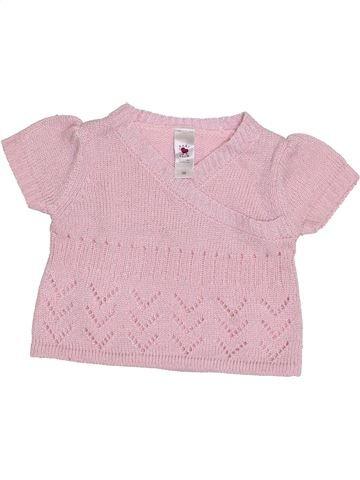 jersey niña C&A rosa 6 meses invierno #1420610_1