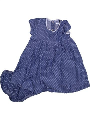Robe fille BOUT'CHOU bleu 2 ans été #1420653_1