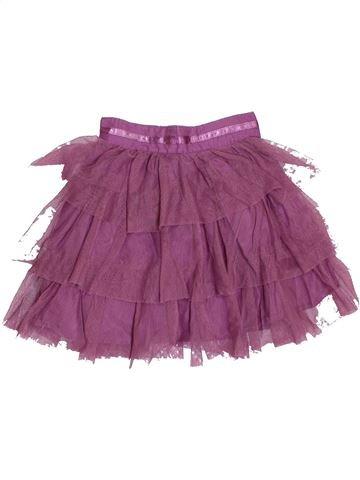 Falda niña VERTBAUDET violeta 3 años invierno #1420711_1