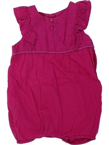 Combinación corta niña DPAM violeta 18 meses verano #1421221_1