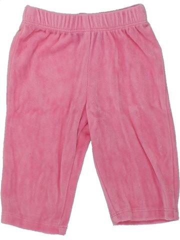 Pantalon fille KIABI rose 3 mois hiver #1421350_1