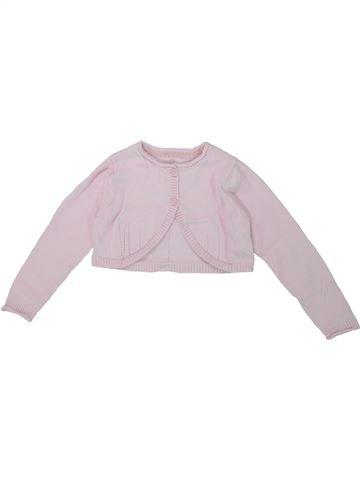 Chaleco niña LISA ROSE rosa 3 años verano #1421423_1