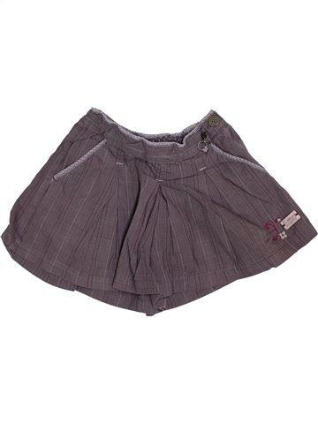 Short-Bermudas niña SERGENT MAJOR gris 5 años verano #1421572_1