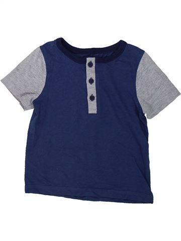 Camiseta de manga corta niño GEORGE azul 4 años verano #1421873_1