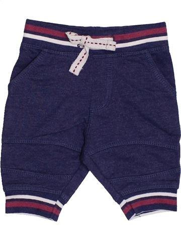 Pantalon garçon MATALAN bleu prématuré hiver #1422041_1