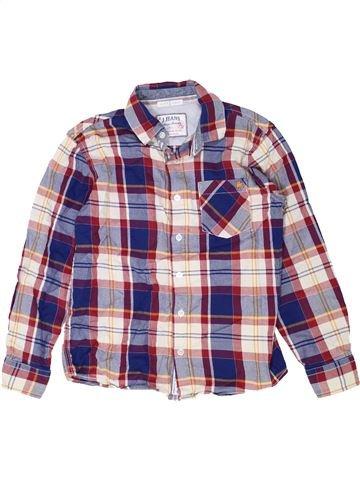 Chemise manches longues garçon JASPER CONRAN violet 11 ans hiver #1422260_1