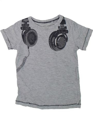 Camiseta de manga corta niño NEXT gris 2 años verano #1422374_1